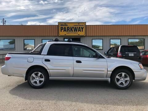 2006 Subaru Baja for sale at Parkway Motors in Springfield IL
