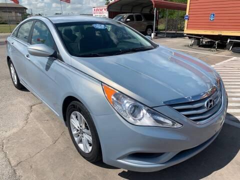 2011 Hyundai Sonata for sale at JAVY AUTO SALES in Houston TX