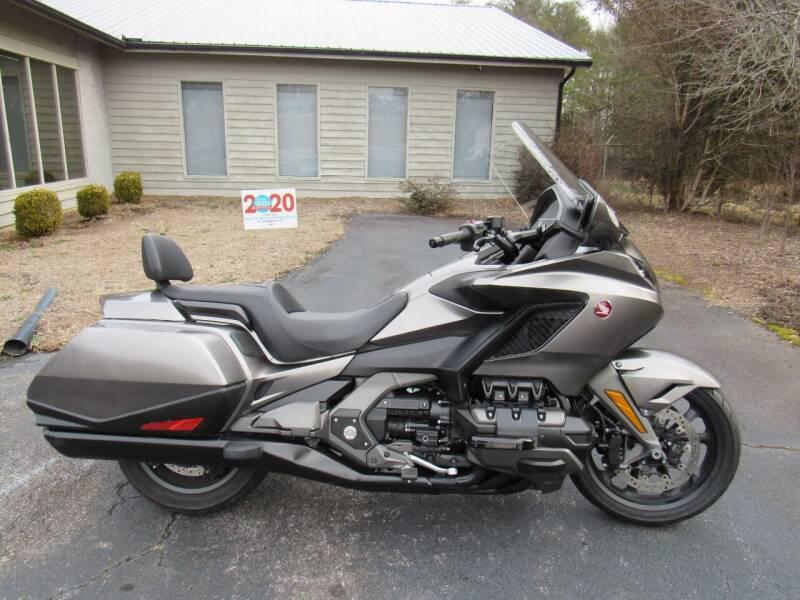 2018 Honda Goldwing DCT for sale at Blue Ridge Riders in Granite Falls NC