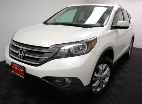 2012 Honda CR-V for sale at CarNova in Stafford VA