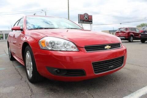 2011 Chevrolet Impala for sale at B & B Car Co Inc. in Clinton Twp MI