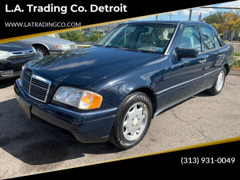 1997 Mercedes-Benz C-Class for sale at L.A. Trading Co. Woodhaven - L.A. Trading Co. Detroit in Detroit MI
