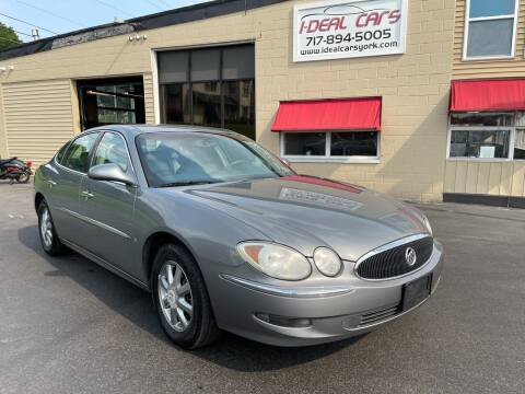 2007 Buick LaCrosse for sale at I-Deal Cars LLC in York PA