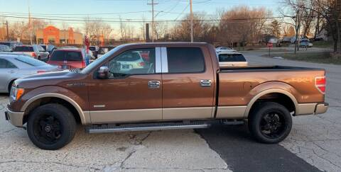 2011 Ford F-150 for sale at NJ Quality Auto Sales LLC in Richmond IL