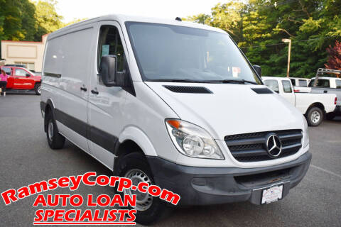 2012 Mercedes-Benz Sprinter Cargo for sale at Ramsey Corp. in West Milford NJ