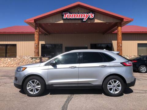 2019 Ford Edge for sale at Tommy's Car Lot in Chadron NE