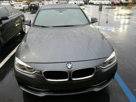 2017 BMW 3 Series for sale at Lou Sobh Kia in Cumming GA