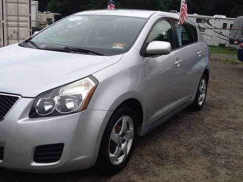 2009 Pontiac Vibe for sale at Lance Motors in Monroe Township NJ
