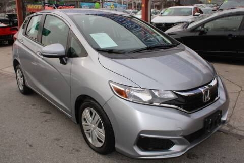 2018 Honda Fit for sale at LIBERTY AUTOLAND INC - LIBERTY AUTOLAND II INC in Queens Villiage NY