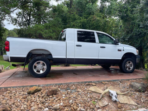 2008 Dodge Ram Pickup 2500 for sale at Texas Truck Sales in Dickinson TX