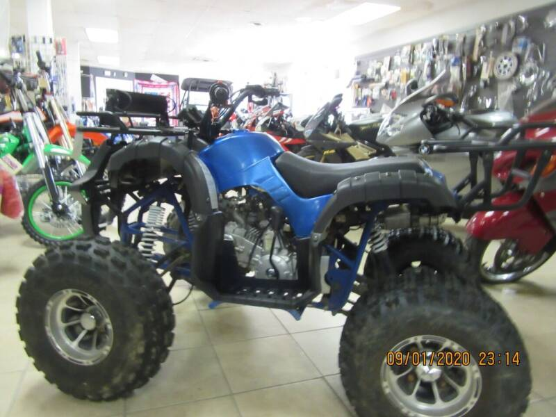 2017 TAO TAO ATV 125 for sale at Trinity Cycles in Burlington NC