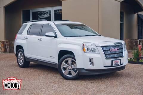 2015 GMC Terrain for sale at Mcandrew Motors in Arlington TX