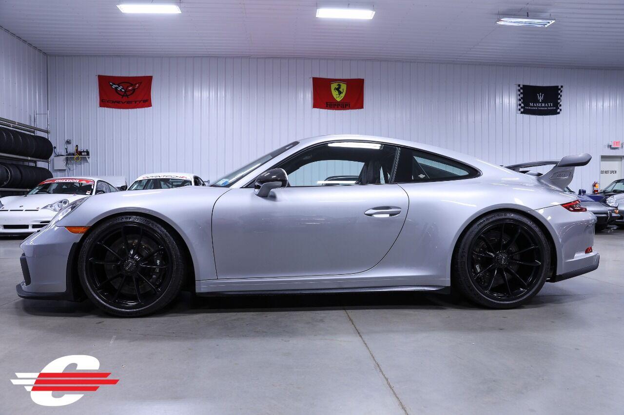 Cantech automotive: 2018 Porsche 911 4.0L H6 Coupe