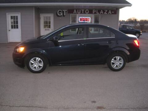 2016 Chevrolet Sonic for sale at G T AUTO PLAZA Inc in Pearl City IL