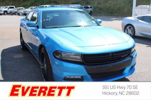 2015 Dodge Charger for sale at Everett Chevrolet Buick GMC in Hickory NC