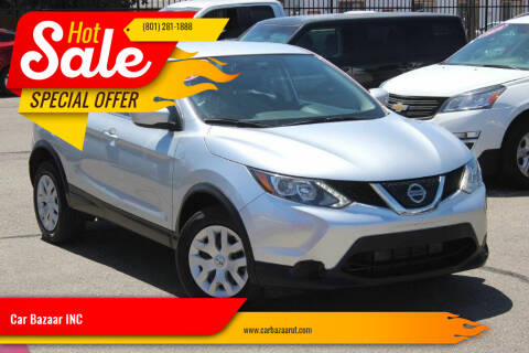 2018 Nissan Rogue Sport for sale at Car Bazaar INC in Salt Lake City UT