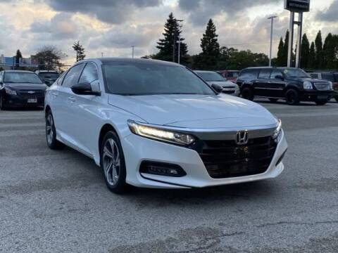 2018 Honda Accord for sale at Betten Baker Preowned Center in Twin Lake MI