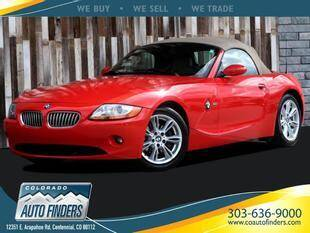 2004 BMW Z4 for sale in Centennial, CO