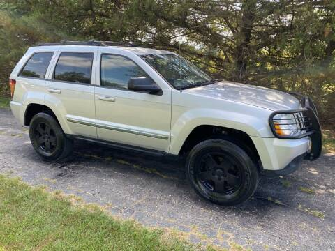 2010 Jeep Grand Cherokee for sale at Kansas Car Finder in Valley Falls KS