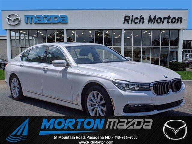 2018 BMW 7 Series for sale in Pasadena, MD