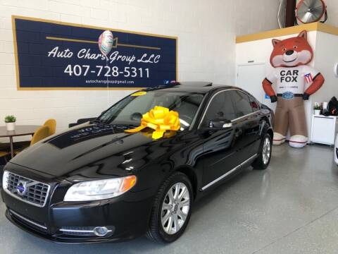 2010 Volvo S80 for sale at Auto Chars Group LLC in Orlando FL