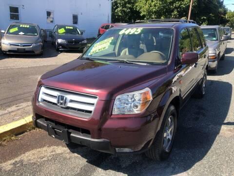 2008 Honda Pilot for sale at Washington Auto Repair in Washington NJ