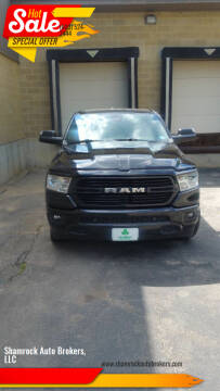 2019 RAM Ram Pickup 1500 for sale at Shamrock Auto Brokers, LLC in Belmont NH