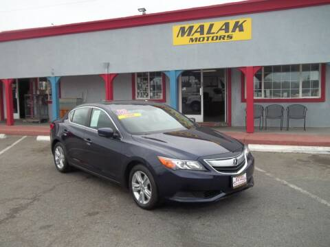 2013 Acura ILX for sale at Atayas Motors INC #1 in Sacramento CA