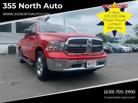 2017 RAM Ram Pickup 1500 for sale at 355 North Auto in Lombard IL