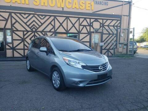 2014 Nissan Versa Note for sale at Used Car Showcase in Phoenix AZ