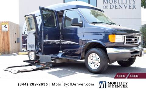 2006 Ford E-Series Cargo for sale at CO Fleet & Mobility in Denver CO
