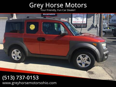 2004 Honda Element for sale at Grey Horse Motors in Hamilton OH