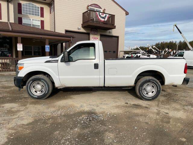 2011 Ford F-250 Super Duty for sale at Upstate Auto Sales Inc. in Pittstown NY