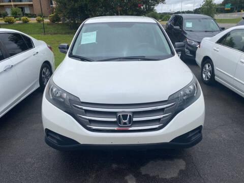 2014 Honda CR-V for sale at J Franklin Auto Sales in Macon GA