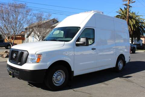 2020 Nissan NV Cargo for sale at CA Lease Returns in Livermore CA