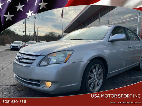 2007 Toyota Avalon for sale at USA Motor Sport inc in Marlborough MA