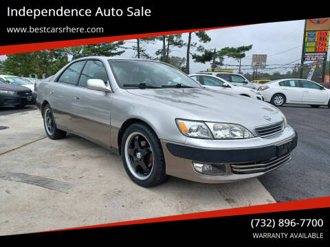 2000 Lexus ES 300 for sale at Independence Auto Sale in Bordentown NJ