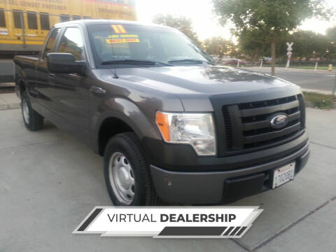 2011 Ford F-150 for sale at Super Cars Sales Inc #1 in Oakdale CA
