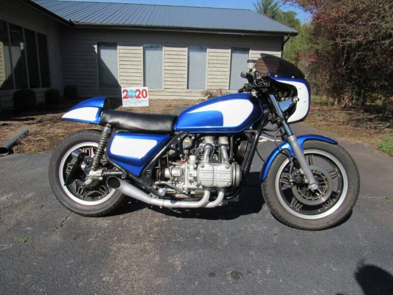 1980 Honda Goldwing GL1100 for sale at Blue Ridge Riders in Granite Falls NC