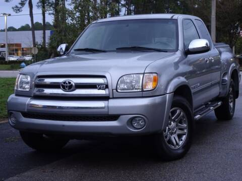 2003 Toyota Tundra for sale at Deal Maker of Gainesville in Gainesville FL