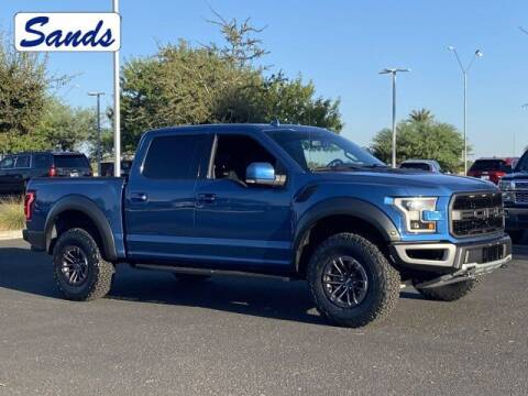 2019 Ford F-150 for sale at Sands Chevrolet in Surprise AZ
