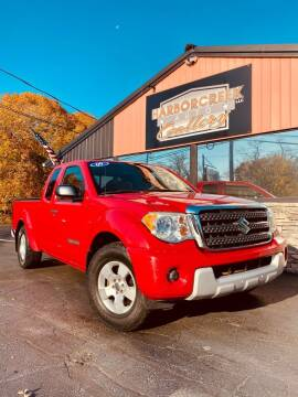 2009 Suzuki Equator for sale at Harborcreek Auto Gallery in Harborcreek PA
