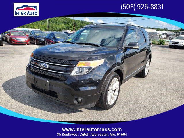 2011 Ford Explorer for sale in Worcester, MA