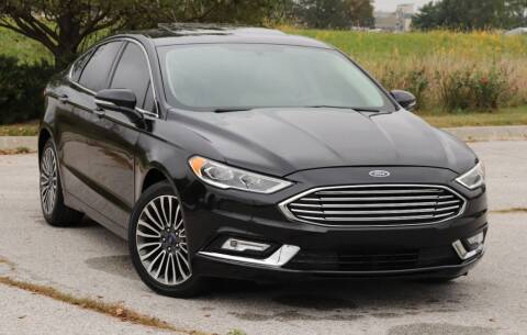 2018 Ford Fusion for sale at Big O Auto LLC in Omaha NE