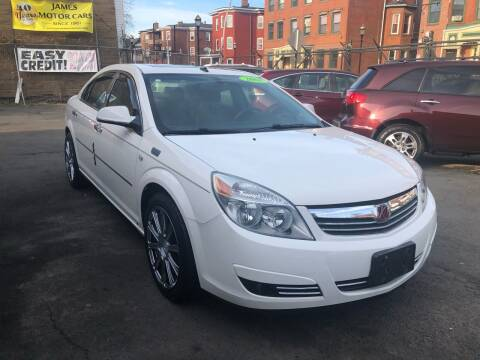 2008 Saturn Aura for sale at James Motor Cars in Hartford CT