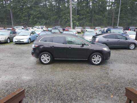2010 Mazda CX-7 for sale at WILSON MOTORS in Spanaway WA