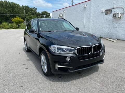 2016 BMW X5 for sale at LUXURY AUTO MALL in Tampa FL