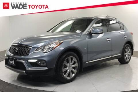 2016 Infiniti QX50 for sale at Stephen Wade Pre-Owned Supercenter in Saint George UT