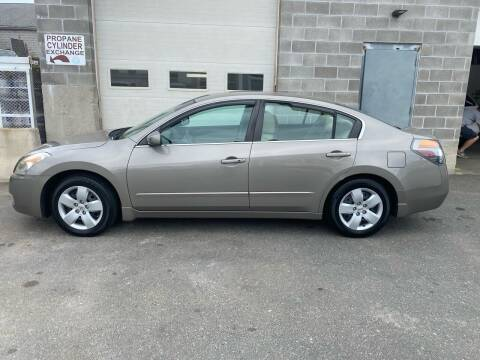 2008 Nissan Altima for sale at Pafumi Auto Sales in Indian Orchard MA