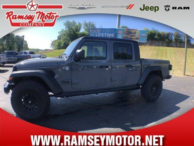 2020 Jeep Gladiator for sale at RAMSEY MOTOR CO in Harrison AR